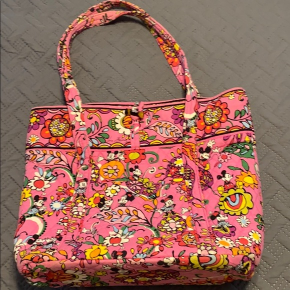 "Vera Bradley/ Disney ""Mousin Around"" Tote"